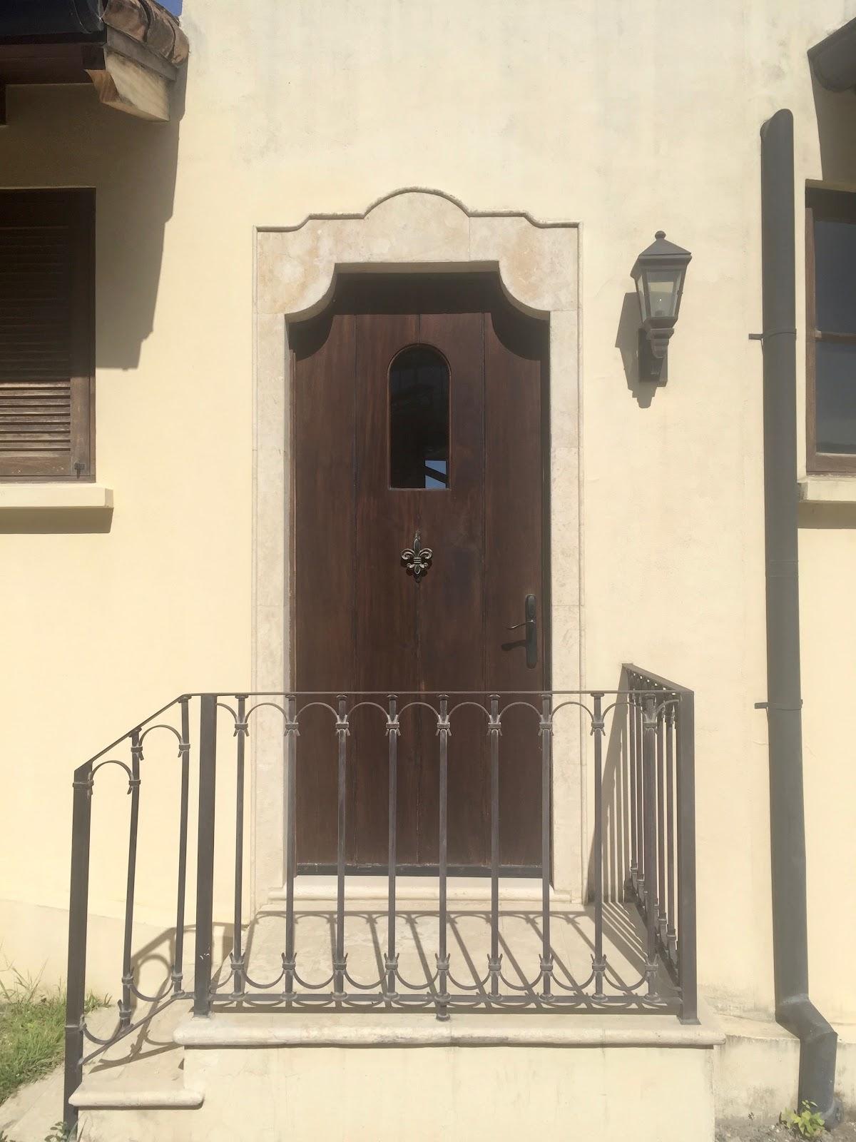 Casa Nola Front Door