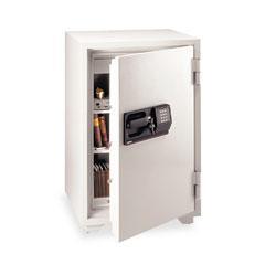 Sentry Safe S7771: Commercial Safe, 4.6 Ft3, 25-1/2w x 23-1/2d x 39-7/8h, Light Gray