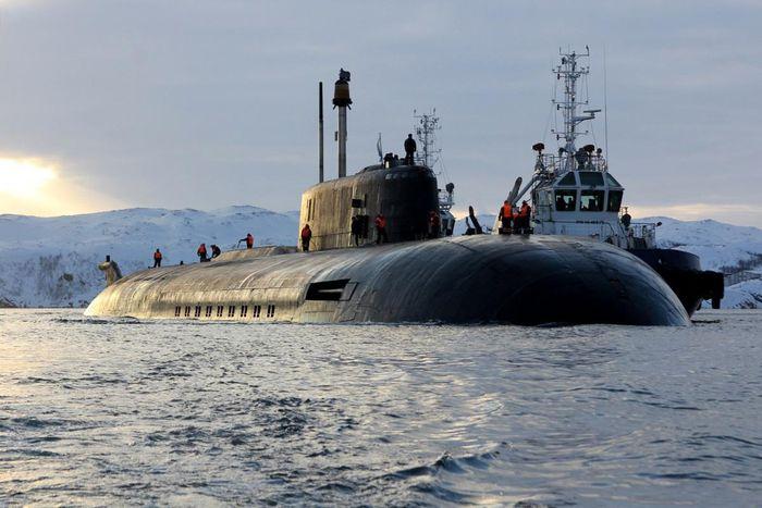 Mối đe dọa từ tàu ngầm Nga được Mỹ hóa giải một cách đơn giản