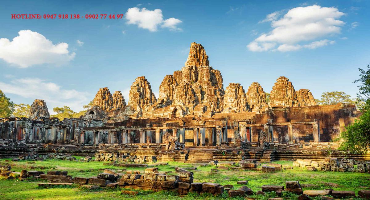 Đất nước Campuchia
