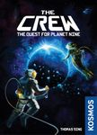 Cover of board game The Crew: The Quest for Planet Nine one my most anticipated games of 2020