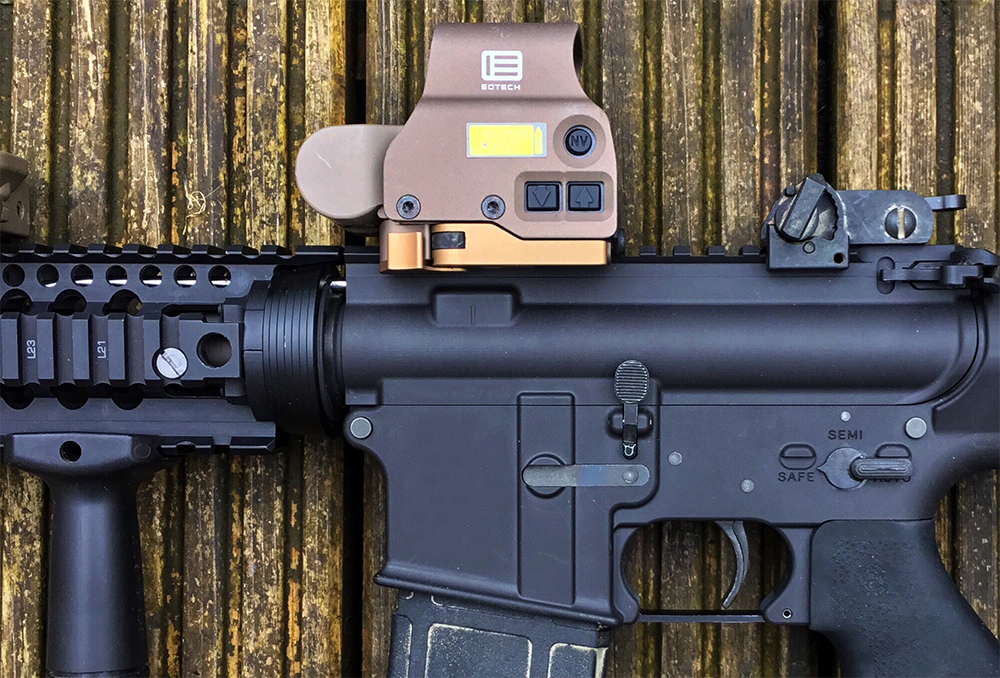 eotech exps3 fde holographic sight