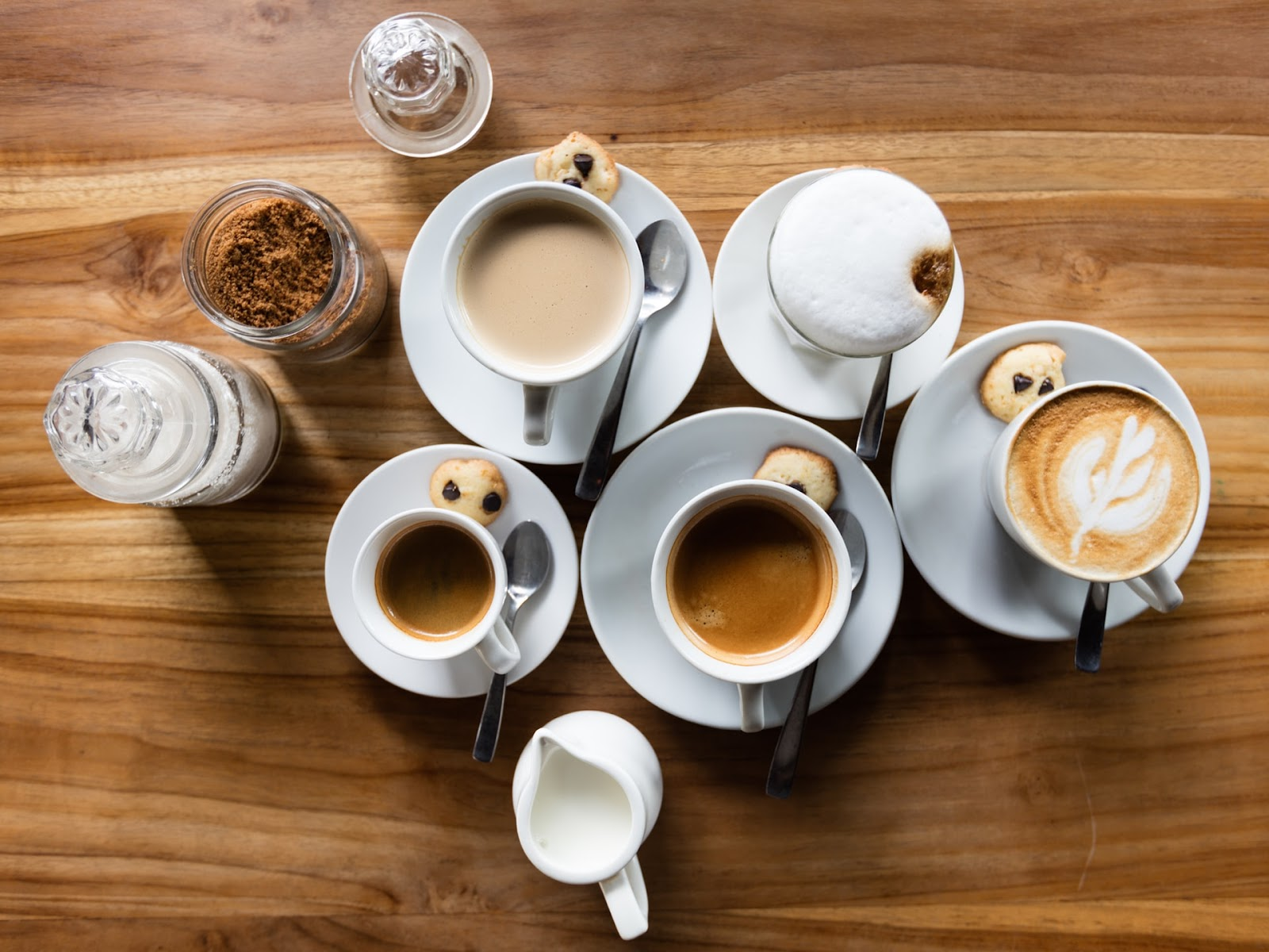 Die Geschichte vom Katzenkaffee