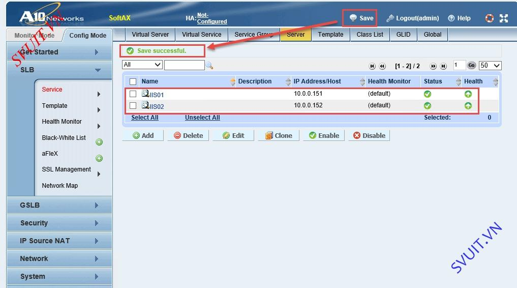 Load Balancing A10 routed mode (7)