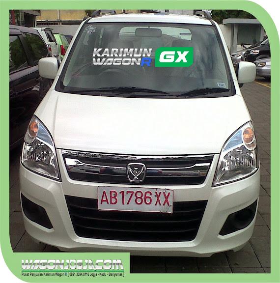 foto karimun wagon tipe gx