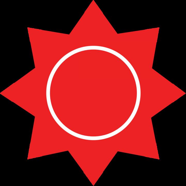 苏丹共产党党徽
