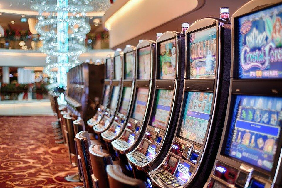 Gambling, Slot, Machine, Casino, Game, Play, Win