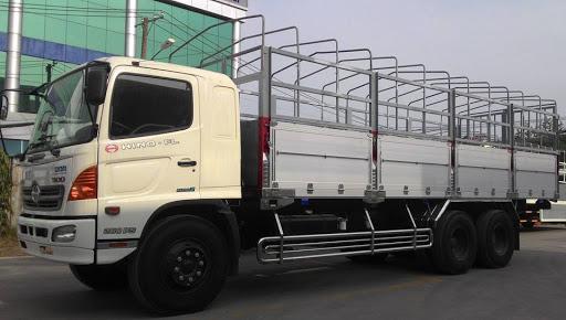 Thông số kỹ thuật của xe tải 15 tấn