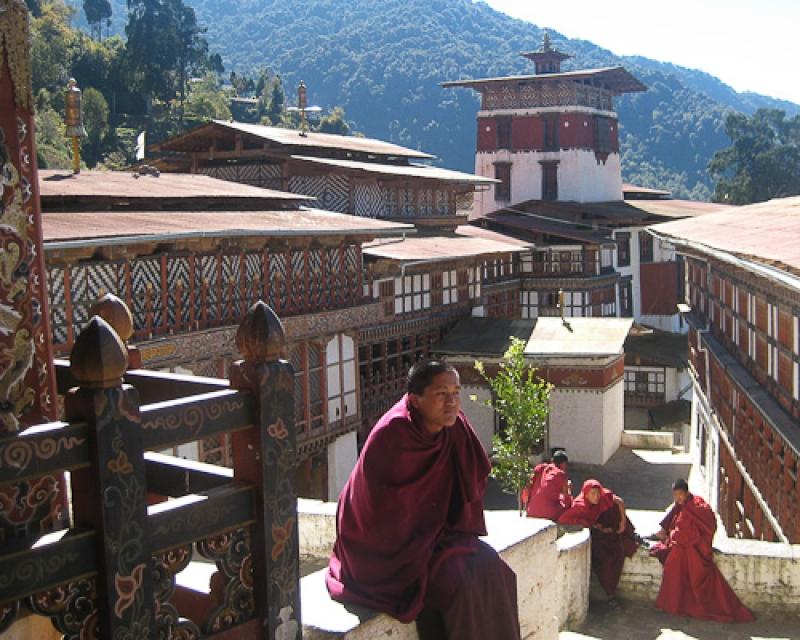 Bhutan Honeymoon destination Image 4