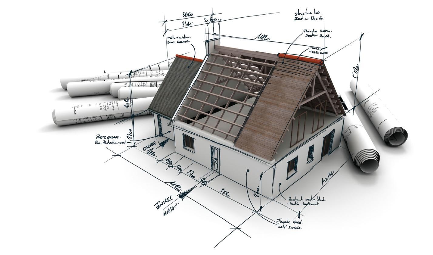 Tại sao lên chọn công ty thiết kế kiến trúc khi xây dựng