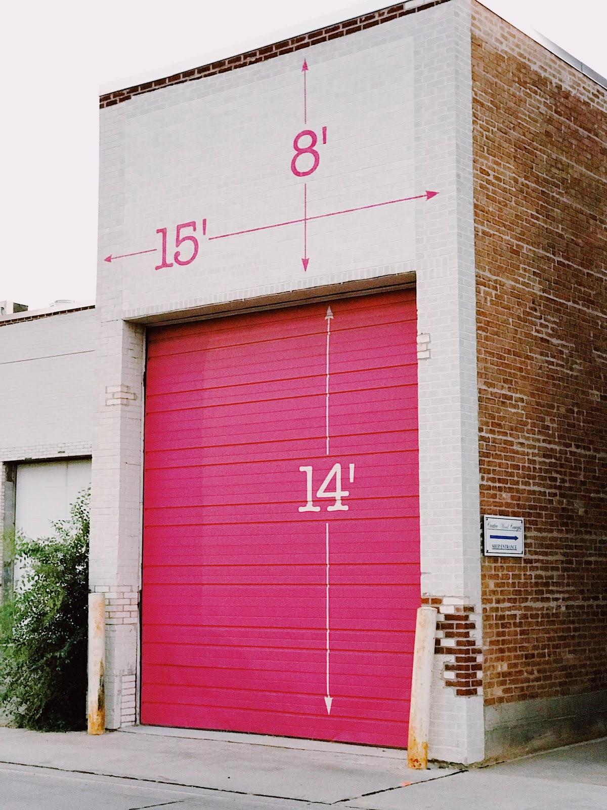 ADA compliant Garage