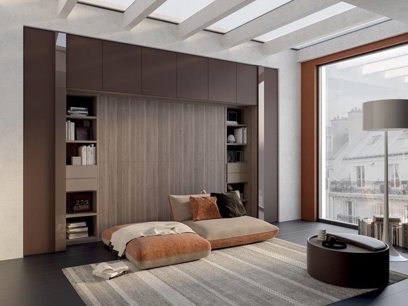 Mạnh Tùng tự tin cung cấp giường tường chất lượng