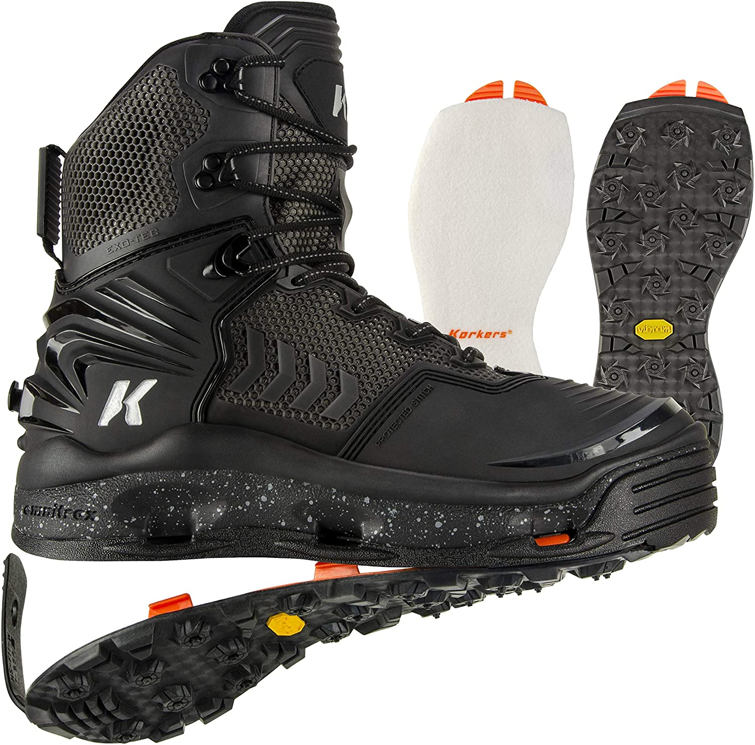 Korkers River Ops Wading Boots for fly fishing review