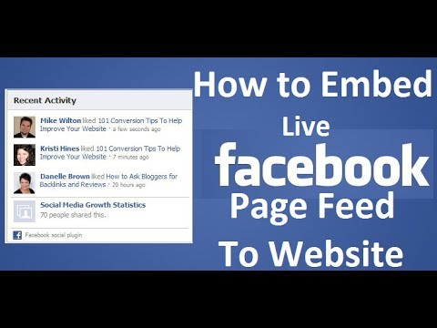 How to Manage Facebook Page Recommendations | SaasGenius