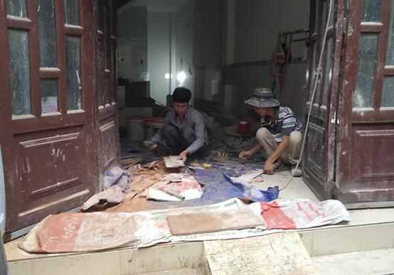 Trường Tuyền đơn vị sửa chữa nhà uy tín