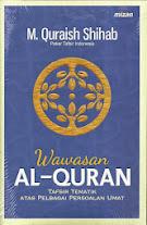 Wawasan Al-Quran: Tafsir Tematik atas Pelbagai Persoalan Umat | RBI