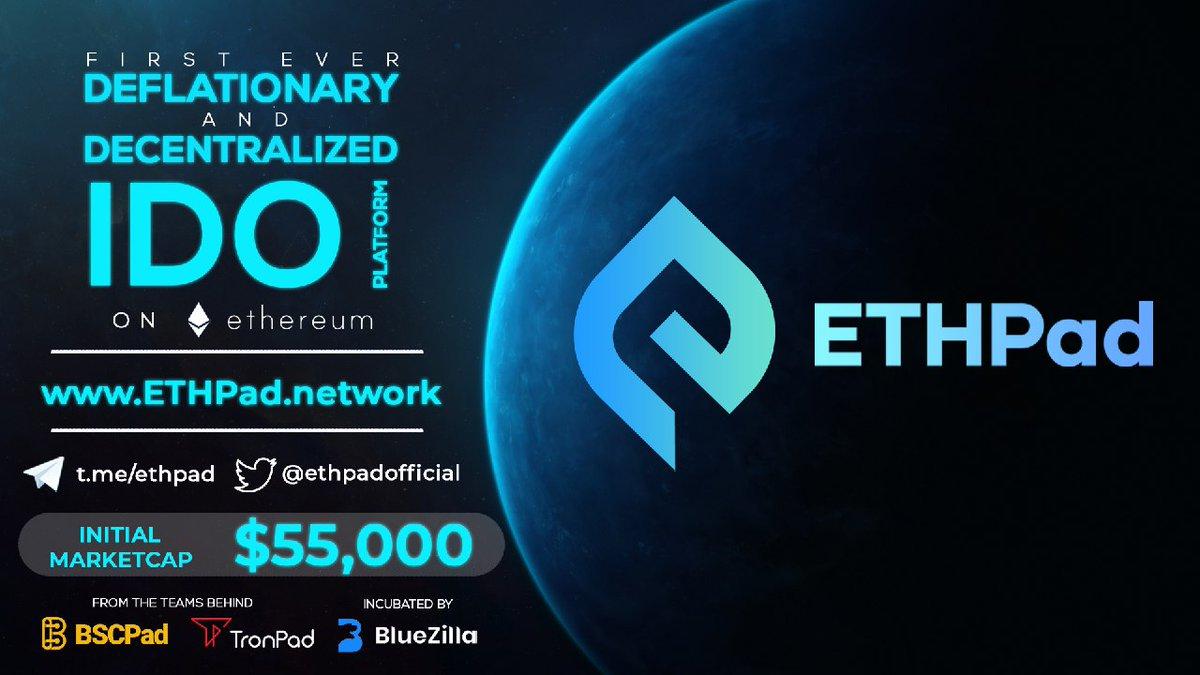 Blog ETHPad Initial DEX Offering platform