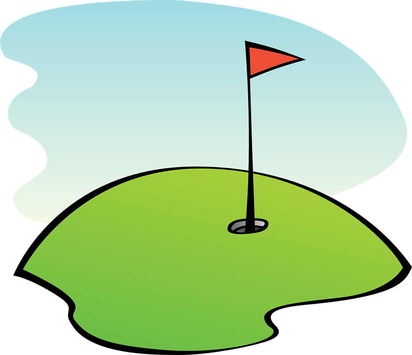 Golf, Course, Golfing, Lawn, ...