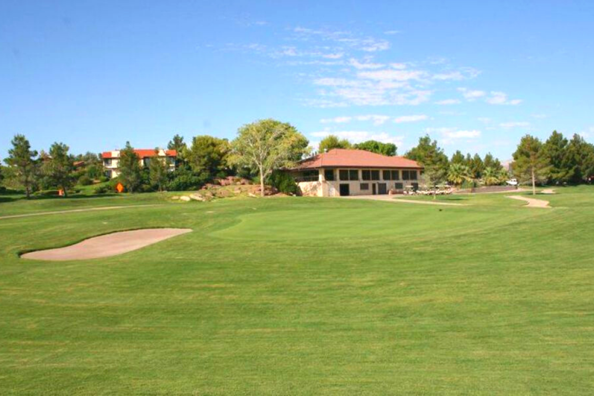 Southgate golf course St George Utah