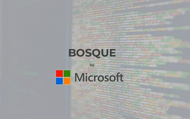 Bosque, Bahasa Pemrograman Terbaru dari Microsoft