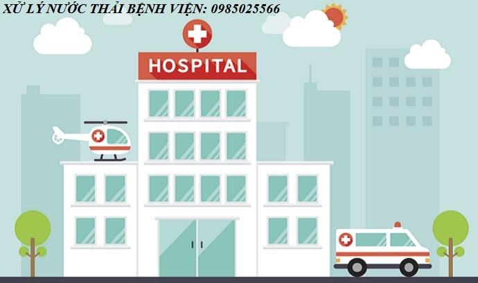 xử lý nước thải bệnh viện- 0985025566