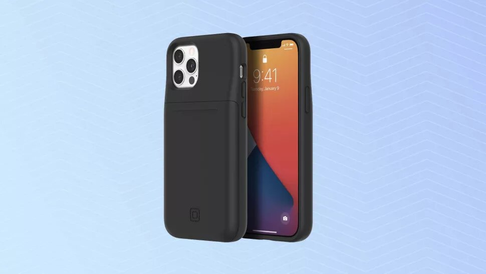 Incipio Stashback case for iPhone 12 Pro Max