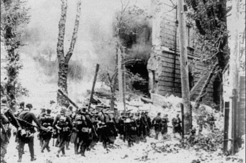 Київ під час Другої світової війни