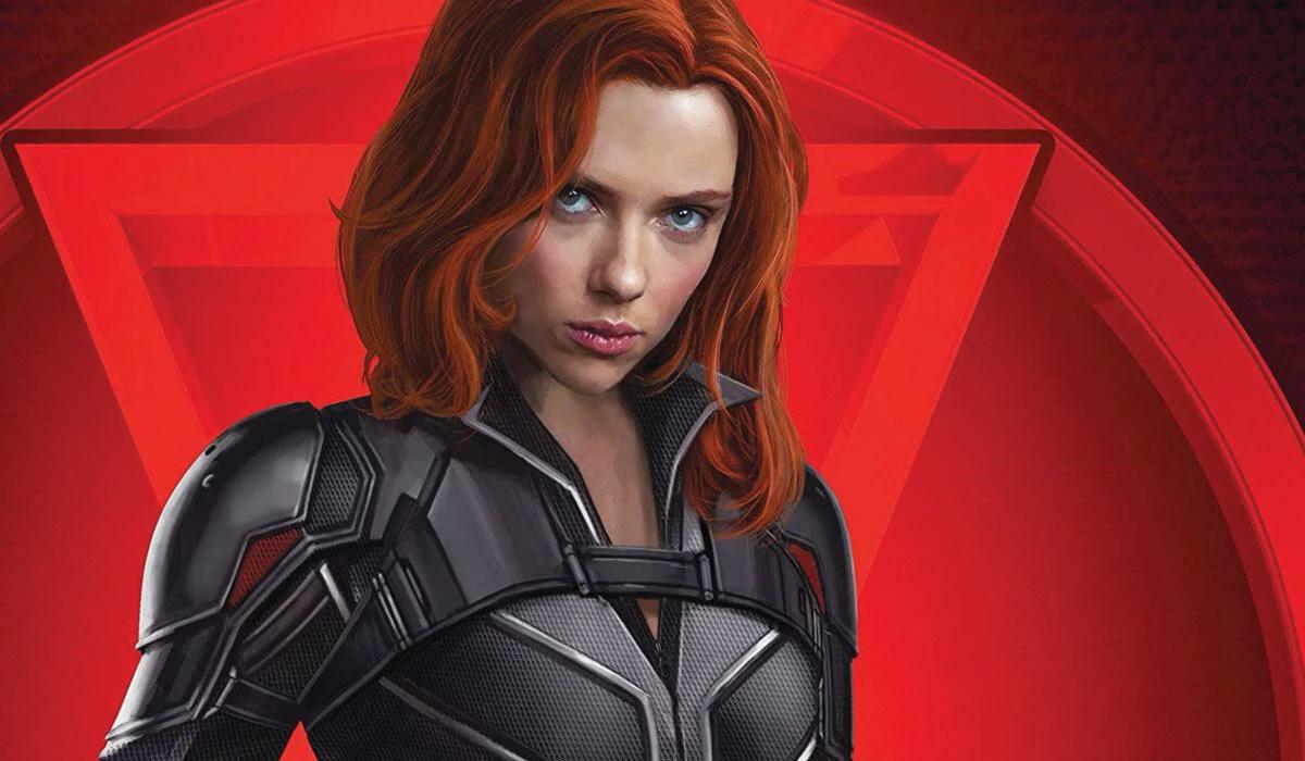 Natasha Romanoff in Black Widow Solo Movie