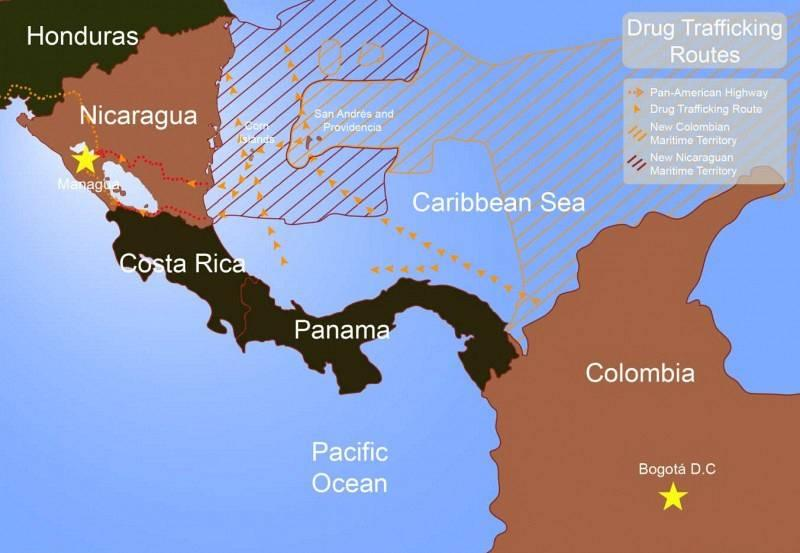 Νικαράγουα-Κολομβία…ή καλύτερα Ελλάδα-Τουρκία; » Power Politics