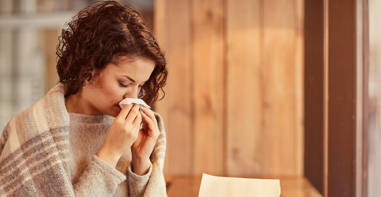 Nồm ẩm ảnh hưởng tới sức khỏe