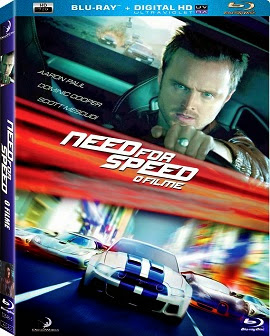 Need For Speed: O Filme   Torrent BDRip Bluray 1080p + 720p Dublado