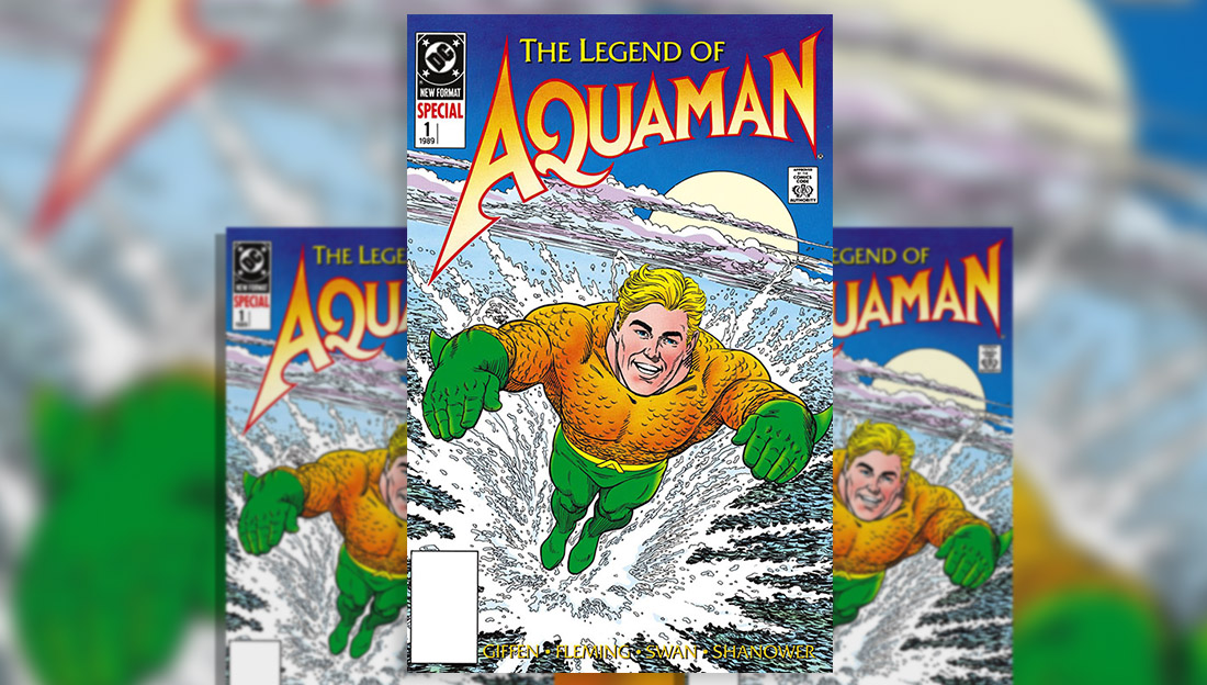 The Legend of Aquaman - Aquaman Special #1 1989