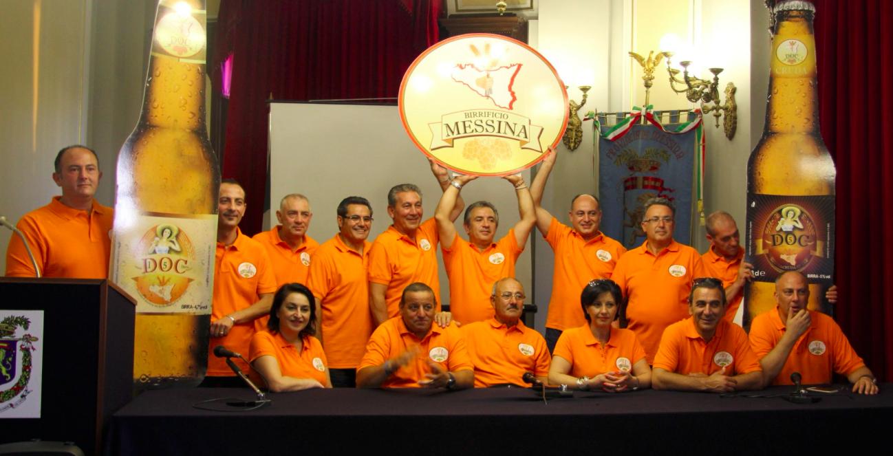 Đức Thánh Cha Phanxico gặp những người làm bia của Ý tại nhà máy bia Messina