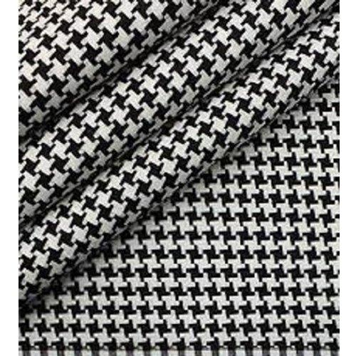 Houndstooth Weave Fabric at Rs 140/meter | Satin Weave Fabrics | ID:  11278998512