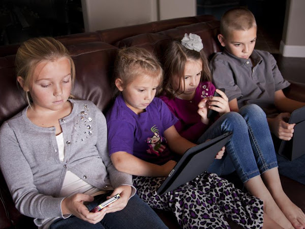 How Too Much Screen Time Can Affect Our Kid's Well Being