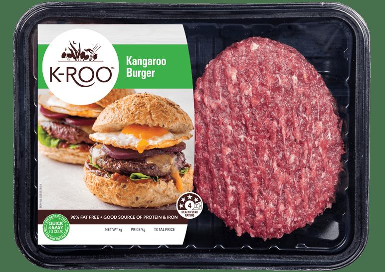 Image result for k-roo burger