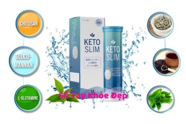 Keto Slim giúp hành trình giảm cân trở nên đơn giản