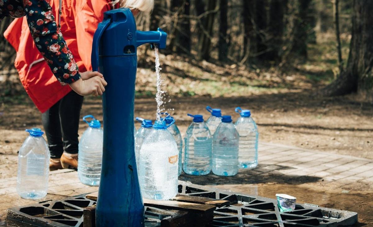 Kur Rīgā uzpildīt ūdeni