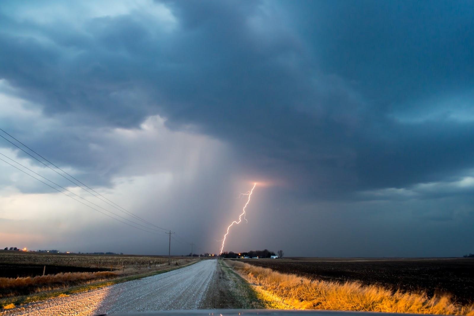 Example Scenario: Lightning Storm