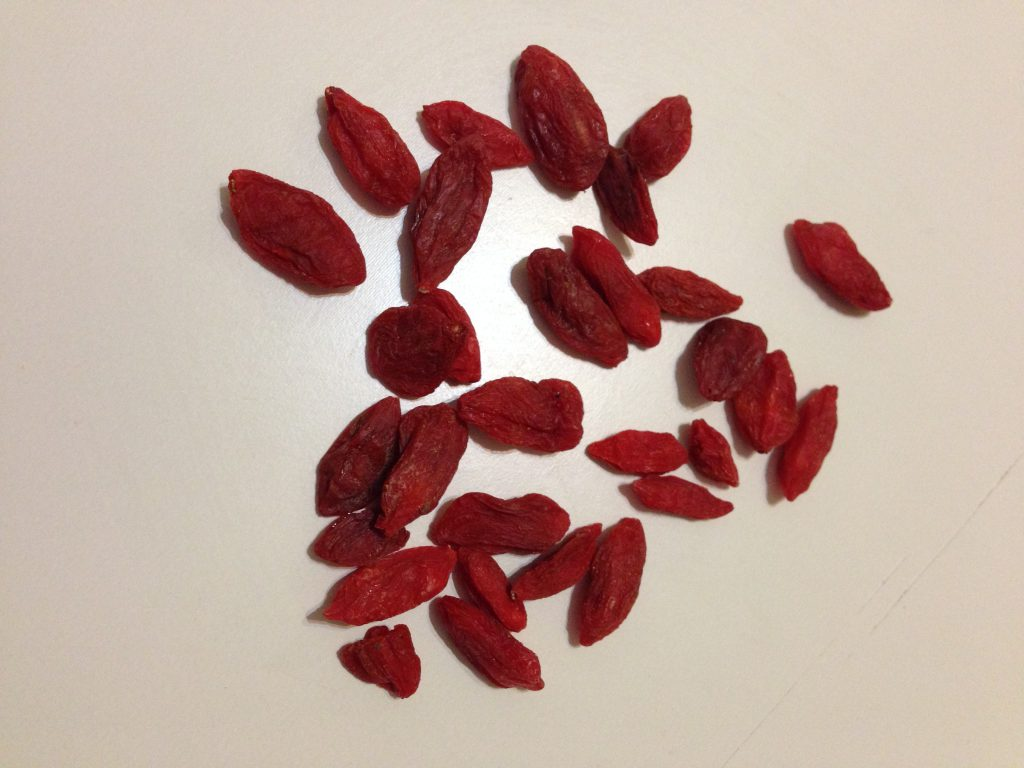 Goji Berries Keto Friendly