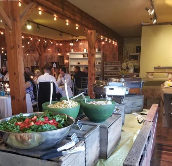 Wedding Caterers in the Okanagan
