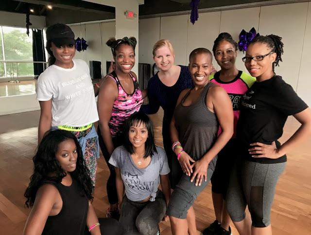 Event Recap: Inner Me Fitness Blogger Party