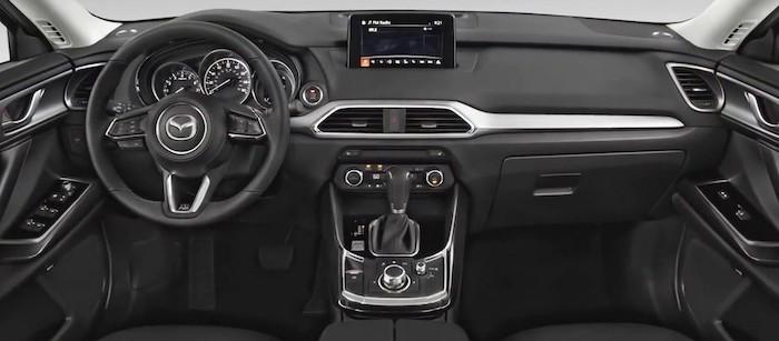 ภายในของ Mazda BT50 Pro 2020 อาจจะมีความหรูหราเพิ่มมากขึ้น