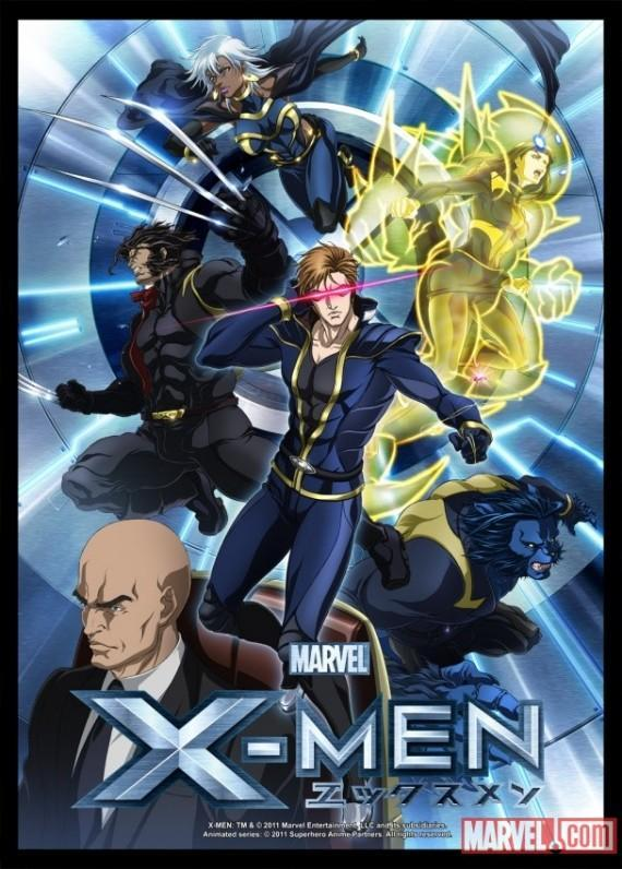 X-Men (TV Series) (2011) - Filmaffinity