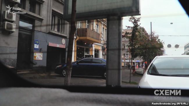 Гуцуляк часто пересувається на цій автівці