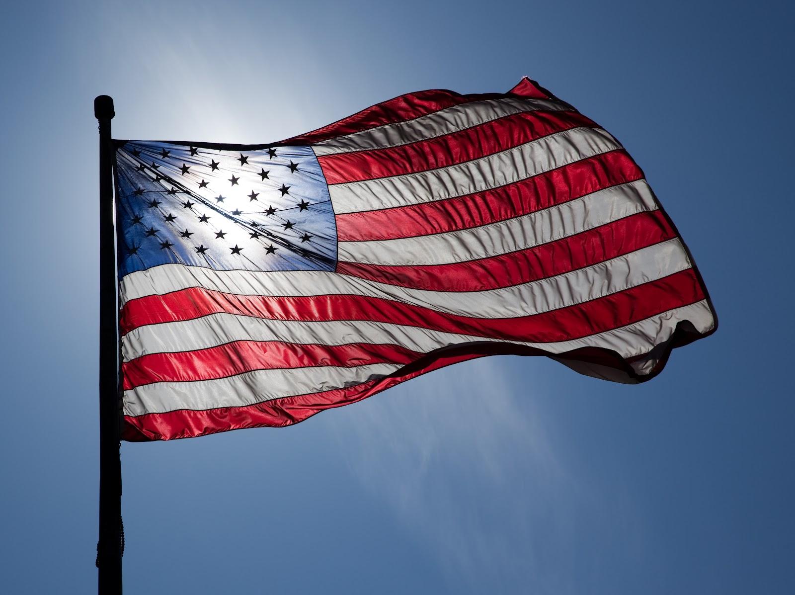 File:US Flag Backlit.jpg
