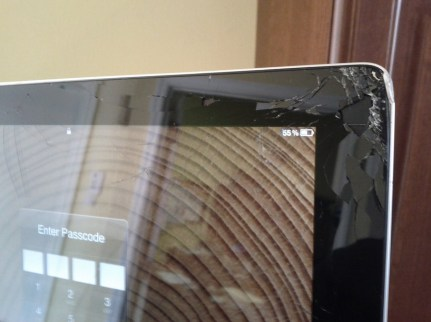 Cracked Screen of Desktop | Save Economically
