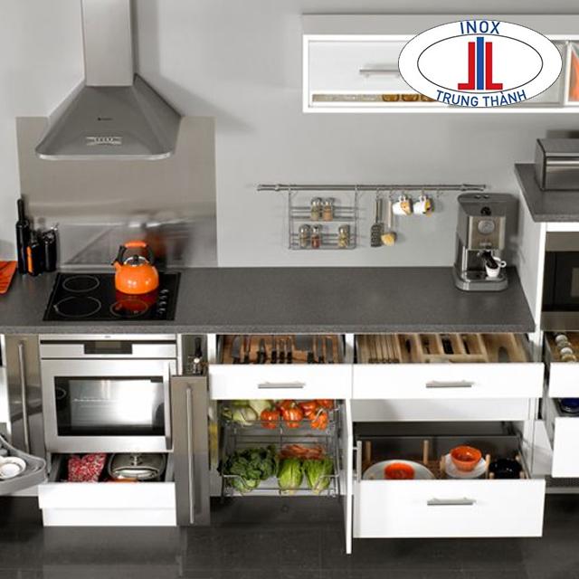thiết bị nhà bếp inox trung thành