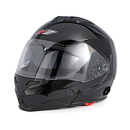 5. AVE Flip-Up Motorcycle Helmet