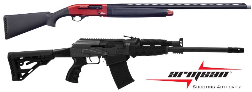 two Armsan products